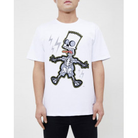 Electrocuted Bart Tee by Freeze Max