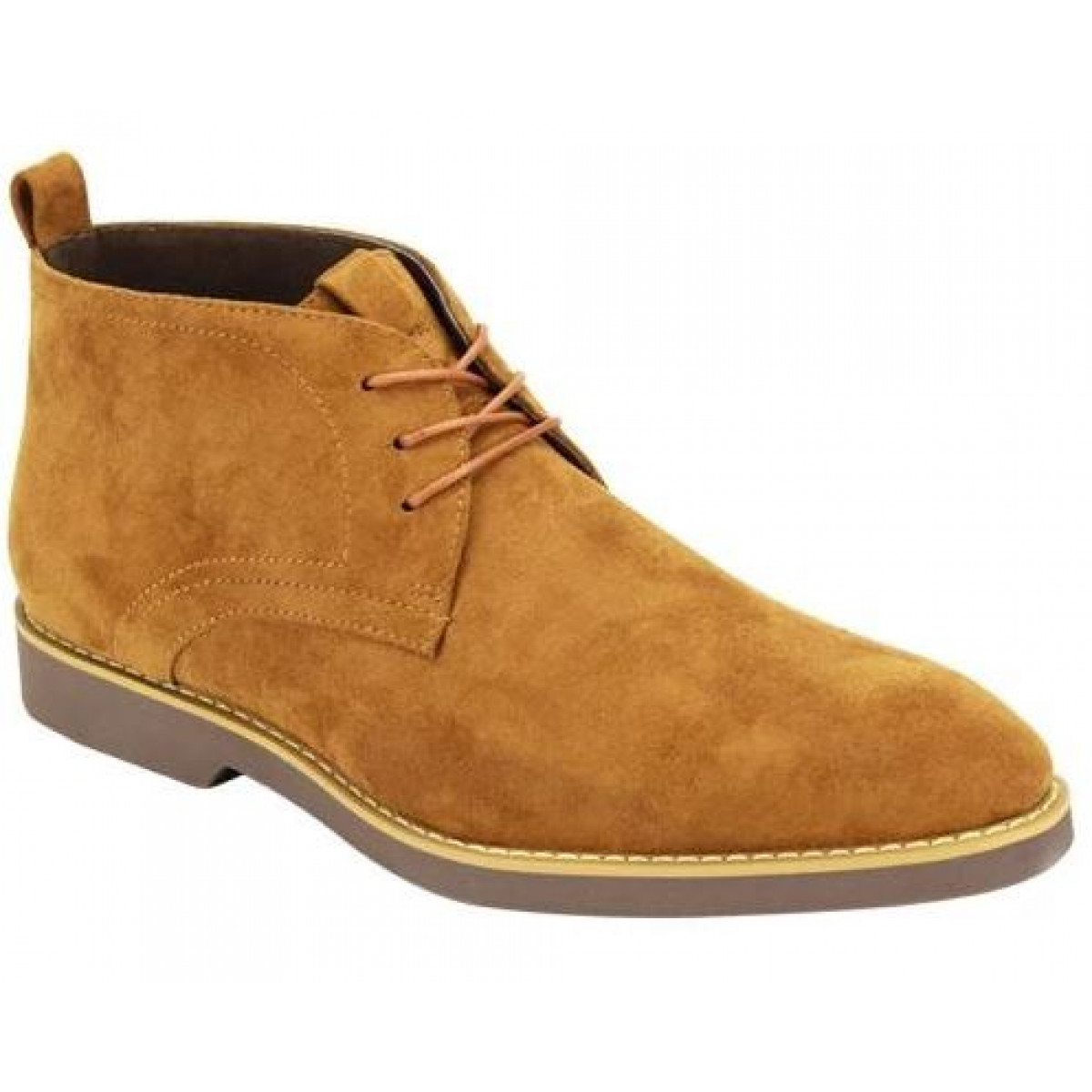 Steven Land SL0084 Light Weight Suede Leather Boot